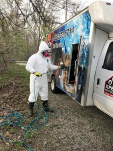 Sewage Cleanup Middleburg Heights OH