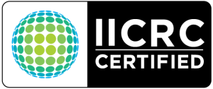IICRC Certified Restoration Firm