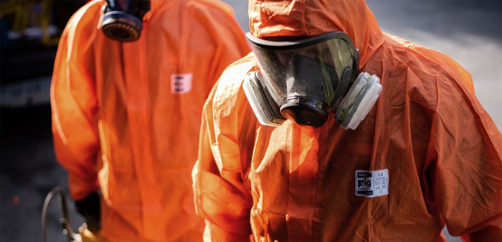 Infectious Disease Decontamination in ,  (4236)